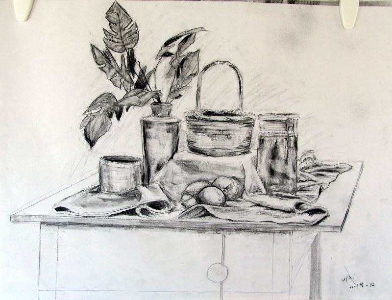 Complex Still Life Exercise
